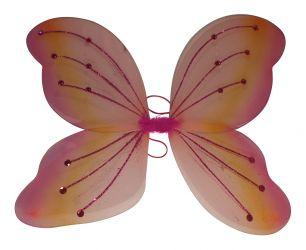 Крылья феи светящиеся
