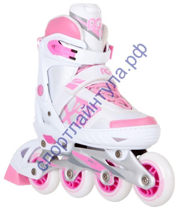 Роликовые коньки OPTIMYS Pink