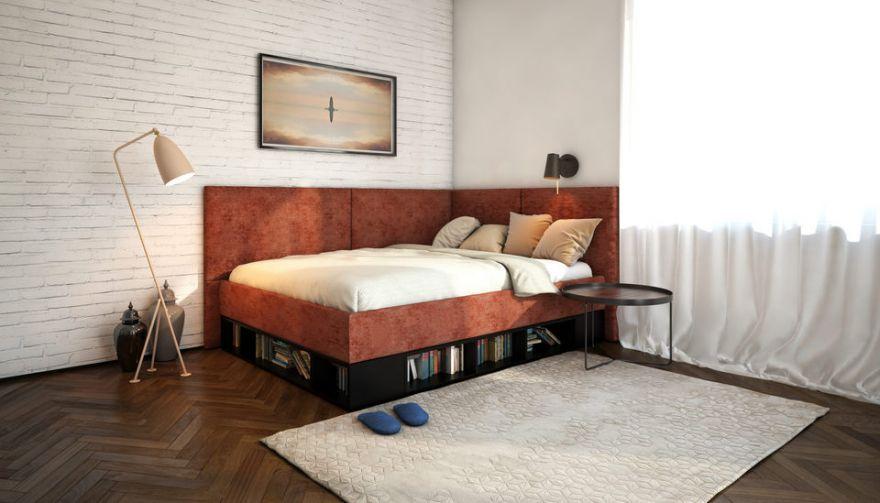 Кровать Тахта Lancaster с бортиком | Орматек