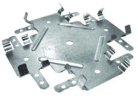 Соеденитель одноуровневый (краб) толщина 0,75 мм