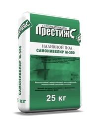 """Наливной пол """"Самонивелир М-300"""" 25кг"""