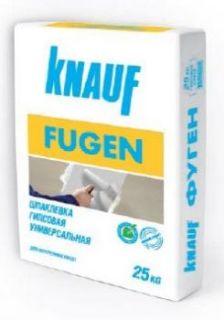 Шпаклевка гипсовая Knauf Fugen (Кнауф Фюгенфюллер) 25кг