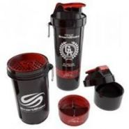 Шейкер SmartShake Signature Series Phil Heath - Black & Red (800 мл.) Phil Heath
