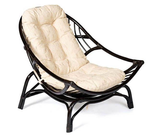 Кресло  Венеция Venice из натурального ротанга