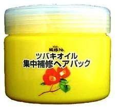 972997 Маска интенсивно восстанавливающая для поврежден. волос с маслом камелии японской 300г, банка