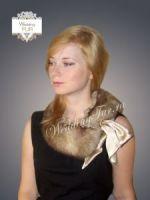 Соболь воротник купить Москва Wedding fur