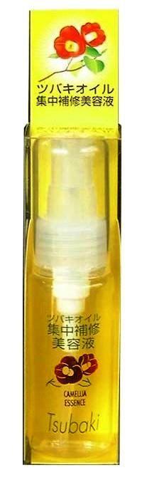 Несмываемая эссенция для волос Kurobara Camellia Oil