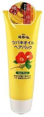 Маска восстанавливающая для повреждённых волос с маслом камелии японской, 280г, туба
