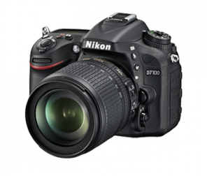 Nikon D7100 kit 18-105mm f/3.5-5.6G AF-S ED DX VR