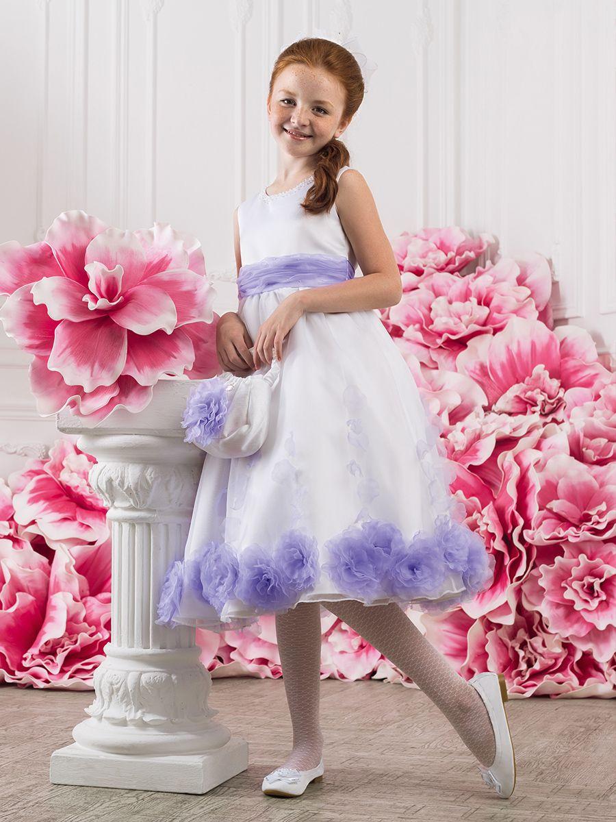 2047cced3328 Платье и сумочку для девочки 10 лет купить на праздник недорого от ...