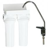 Фильтр 2 ступени (белый| механ, уголь)