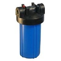 """Корпус фильтра ВВ для холодной воды 10"""" (кронштейн,манометр)"""
