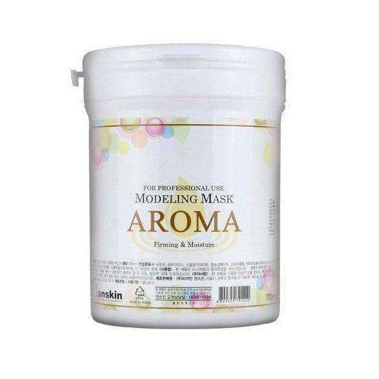 Корейская альгинатная антивозрастная питательная маска Aroma Modeling Mask Anskin