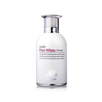 Корейский отбеливающий крем Lioele Pure White Cream (РЕБРЕНДИНГ УПАКОВКИ)