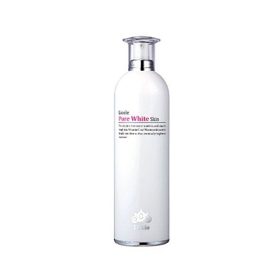 Корейский отбеливающий флюид  Lioele Pure White Skin