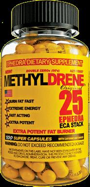 METHYLDRENE (100 капс.)