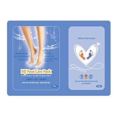 Корейская маска для ног с гиалуроновой кислотой FOOT CARE PACK