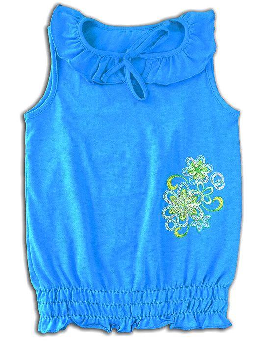Блуза для девочки Василиса