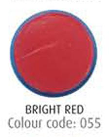 Красный яркий
