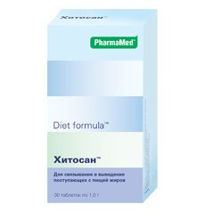 Диет формула фитодиурекс калий плюс N30 табл