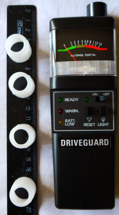 Алкотестер ( алкометр ) Driveguard R-110