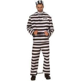 Костюм заключенного