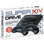 16 bit Super Drive 14 (160-in-1) Black