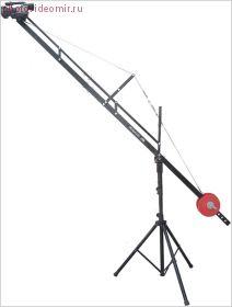 Операторский кран+штативная стойка 5 м Proaim 18ft