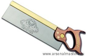 Пила столярная обушковая Pax Tenon RipCut 254 мм 15tpi Thomas Flinn М00005110