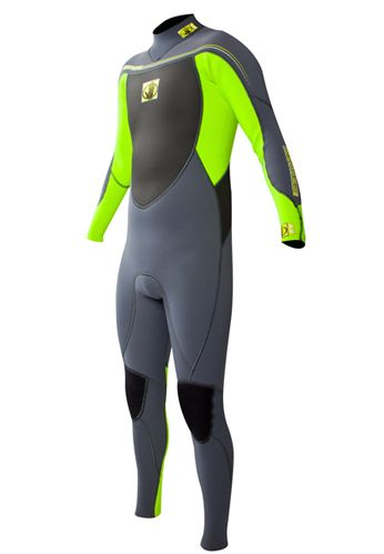 Гидрокостюм Body Glove Method 2.0 Bk/Zip 3/2 Fullsuit 2015