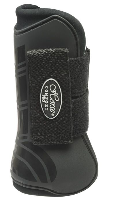 Ногавки СТАН Horse Comfort. Черные PONY, COB, FULL