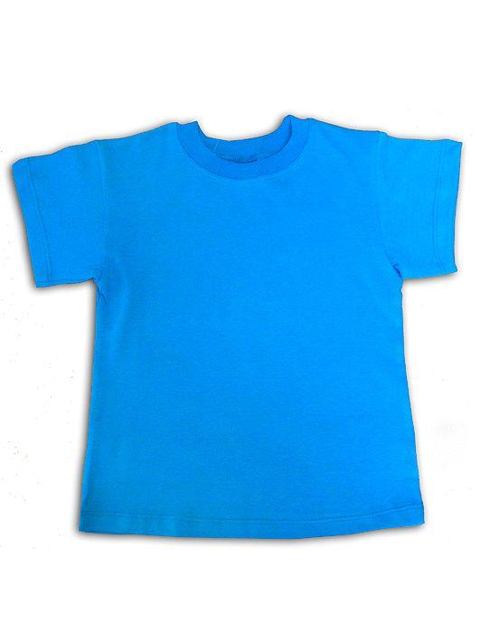 Детская футболка Бирюза