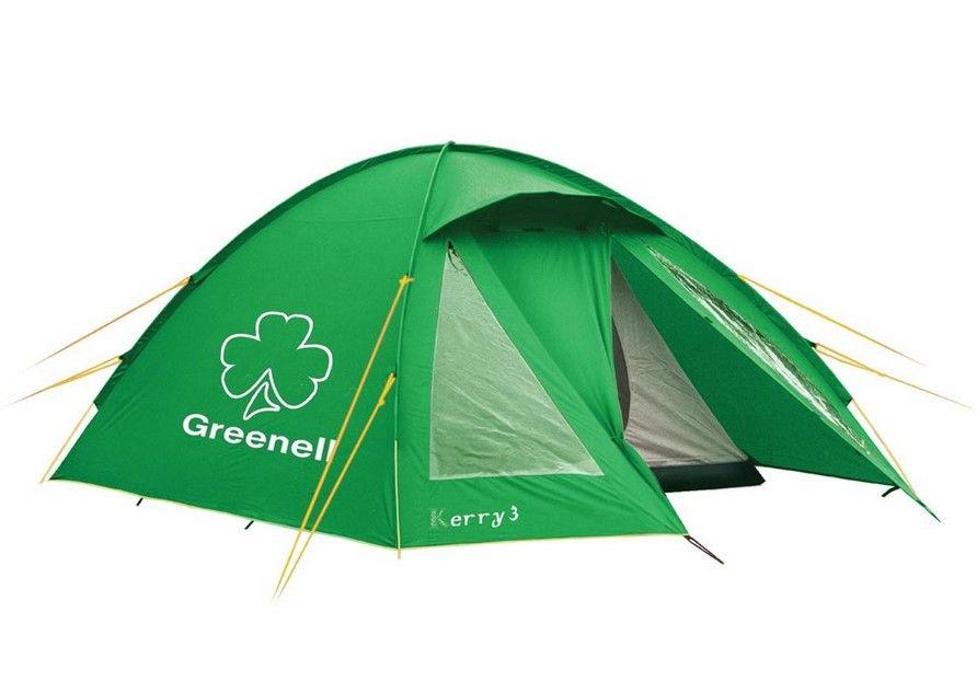 GREENELL КЕРРИ 2 V3 двухместная кемпинговая палатка