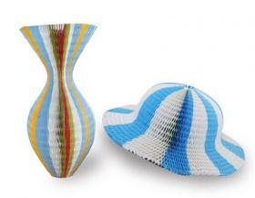 Превращение вазы в шляпу