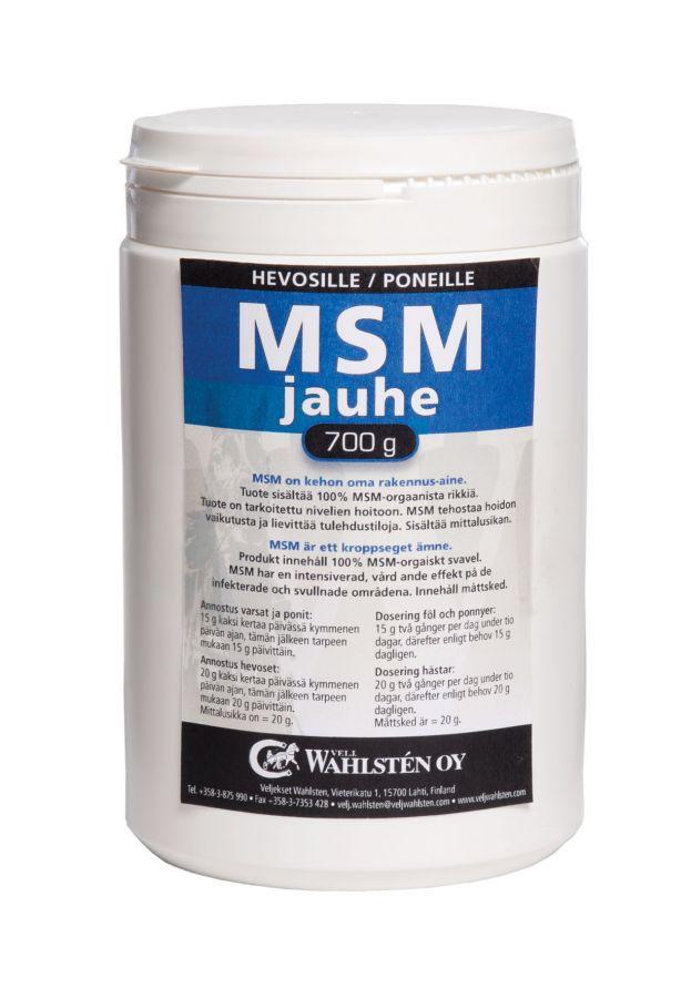 Wahlsten МСМ Powder. Для мышц, копыт и сухожилий.