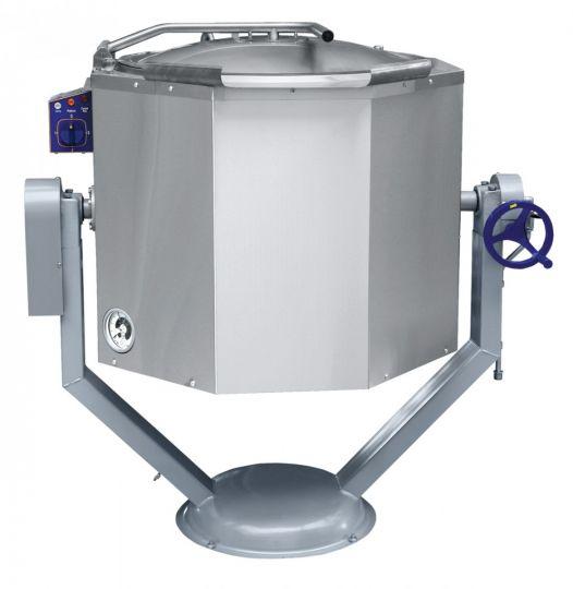 Котел пищеварочный опрокидываемый КПЭМ-100-ОР