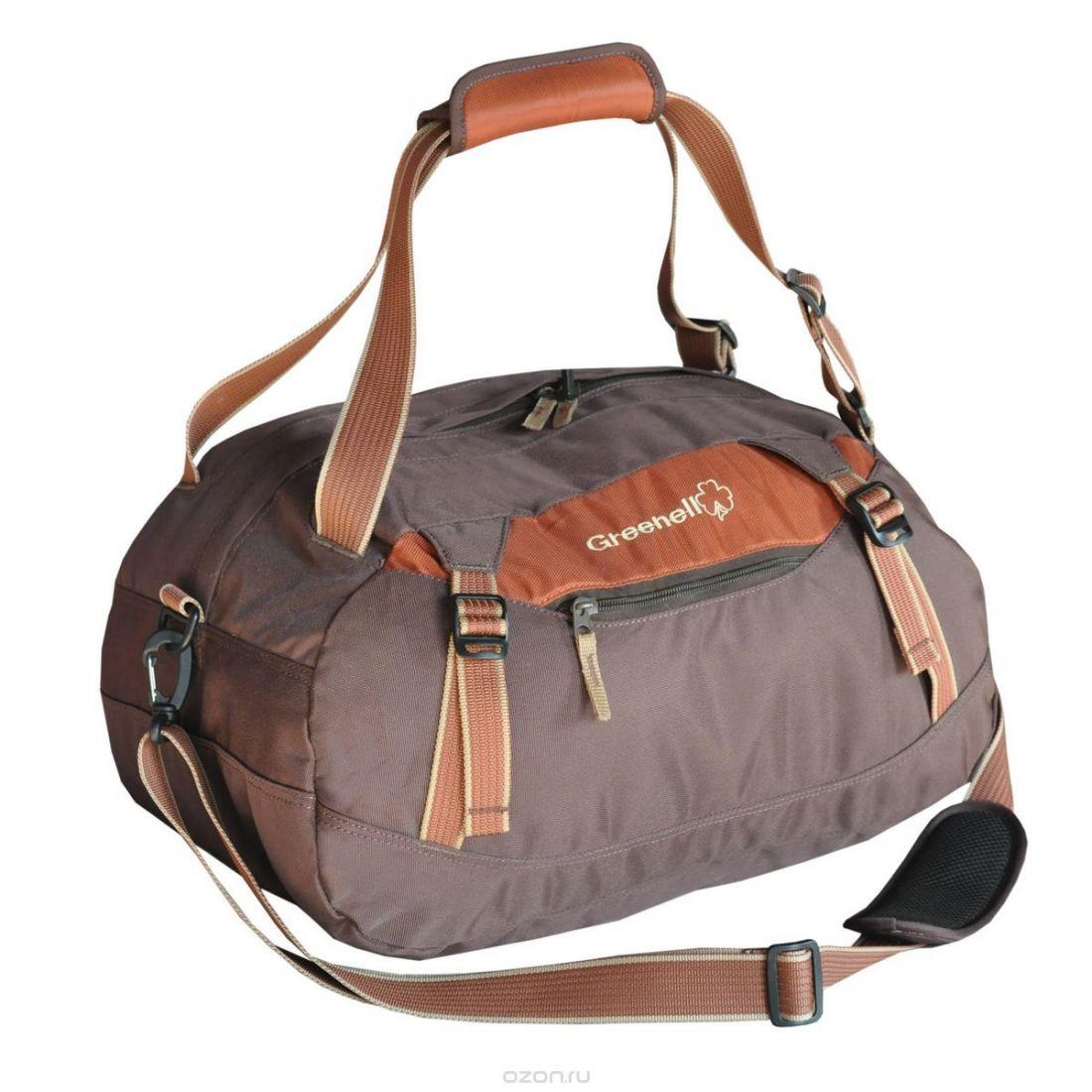 GREENELL СЛЕЙН 35 сумка для спорта и поездок