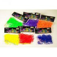 """Резиночки для плетения. 50 резиночек """"Арома"""" 1 цв. в пакете  (арт. AN-35)"""