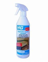 HG Cредство для гигиенической очистки сауны 0,5 л