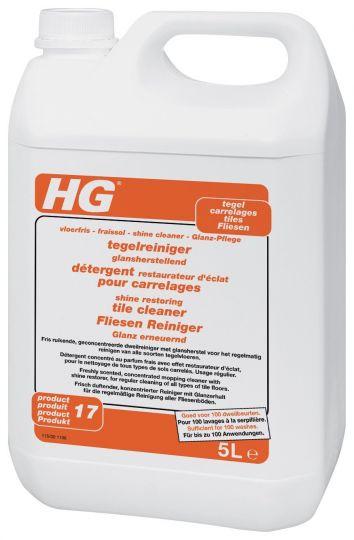 HG Моющее средство для напольной плитки 5 л