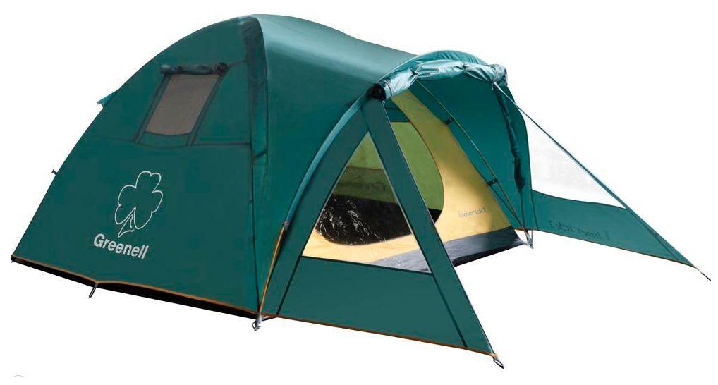 GREENELL ЛИМЕРИК 4 V2 четырёхместная палатка