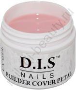 D.I.S. Гель Builder Cover Petal 30гр (Моделирующий Камуфляж Лепесток)