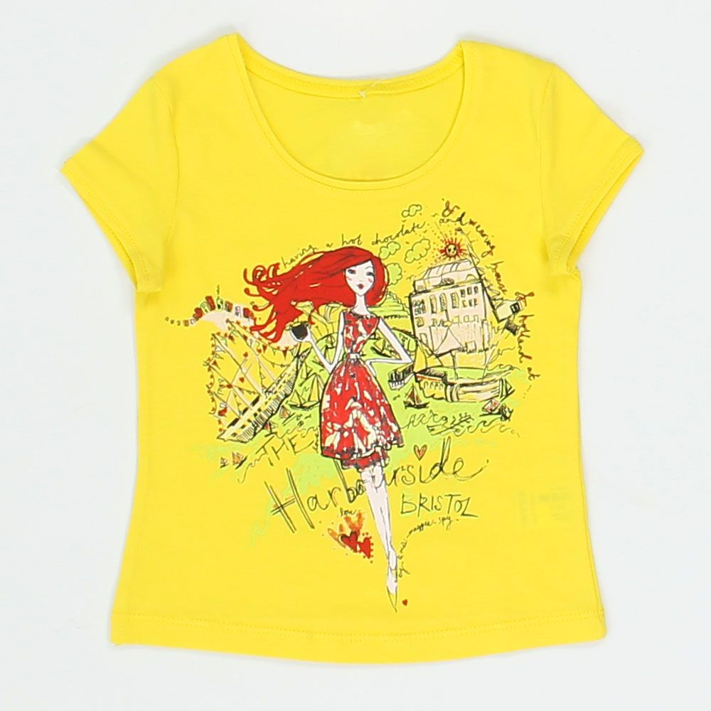 Блуза для девочки Солнечный луч