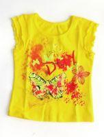 Л171 Блуза для девочки от Basia Россия