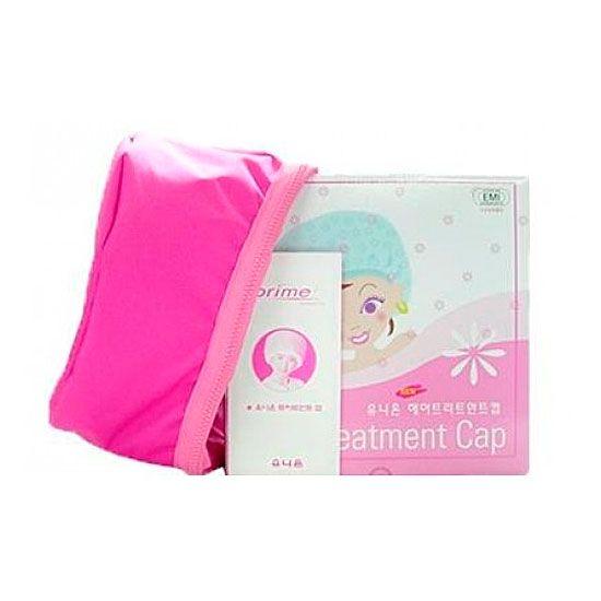 Термошка для сушки, укрепления и ламинирования волос Hair treatment cap