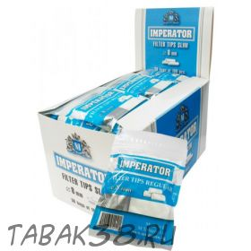 Сигаретные фильтры IMPERATOR Стандарт 100 шт.(8 мм)