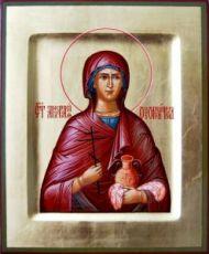 Икона Анастасия Узорешительница (рукописная)