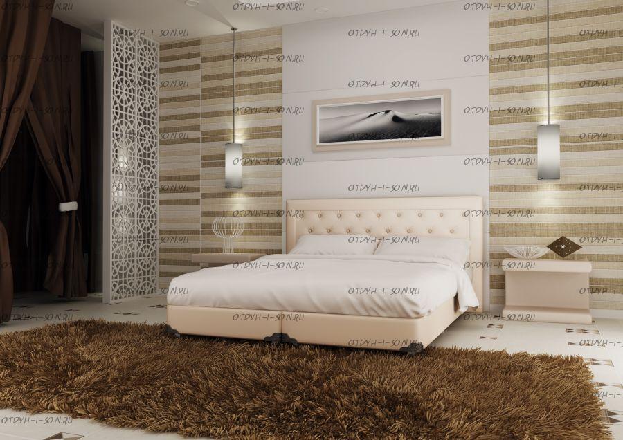 Кровать Caprice-3 с подъемным механизмом