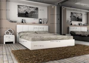 Кровать Scandinavia №2 с подъемным механизмом