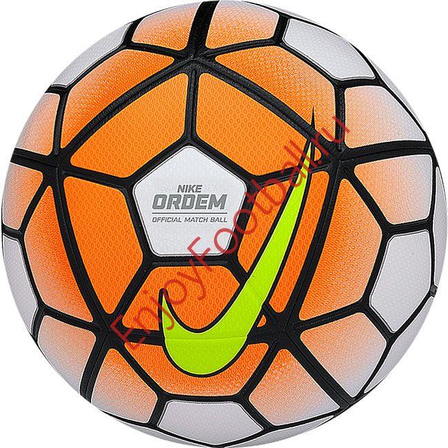 439bec26 Футбольный мяч NIKE ORDEM 3 SC2714-100 купить в интернет-магазине ...
